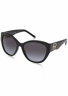 Ralph Lauren Women's RL8168 Rectangular Sunglasses