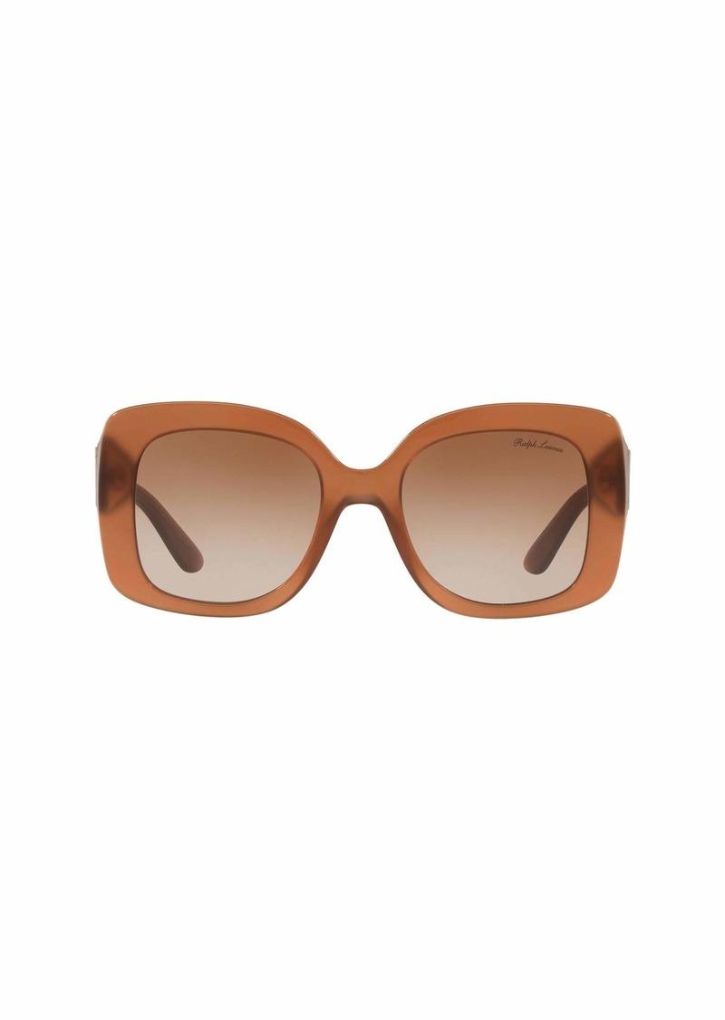 Ralph Lauren Women's RL8169 Square Sunglasses