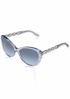 Ralph Lauren Women's RL8184 Butterfly Sunglasses