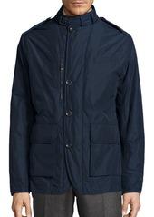 Ralph Lauren Wool-Blend Quilted Jacket