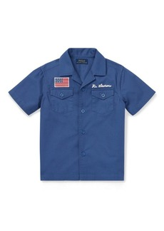 Ralph Lauren Ralph's Garage Cotton Shirt
