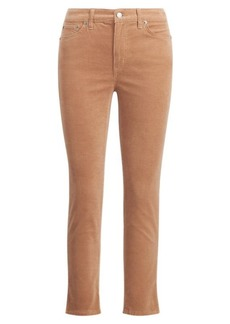 Ralph Lauren Regal Ankle Corduroy Pant