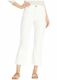 Ralph Lauren Regal Flare Ankle Jeans