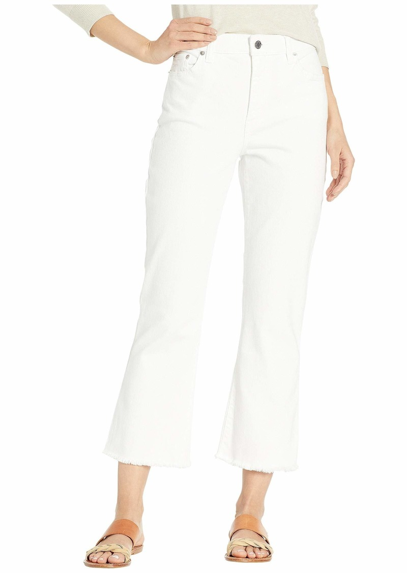 Ralph Lauren Regal Flare Ankle Jeans