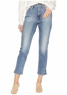 Ralph Lauren Regal Straight Ankle Jeans