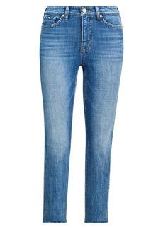 Ralph Lauren Regal Straight Crop Jean