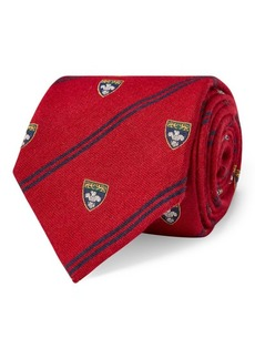 Ralph Lauren Regimental-Stripe Club Tie