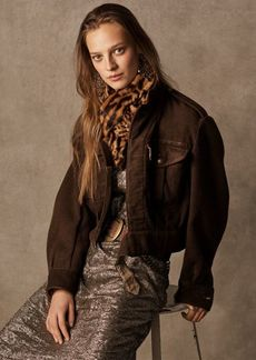 Ralph Lauren Reiley Wool Jacket