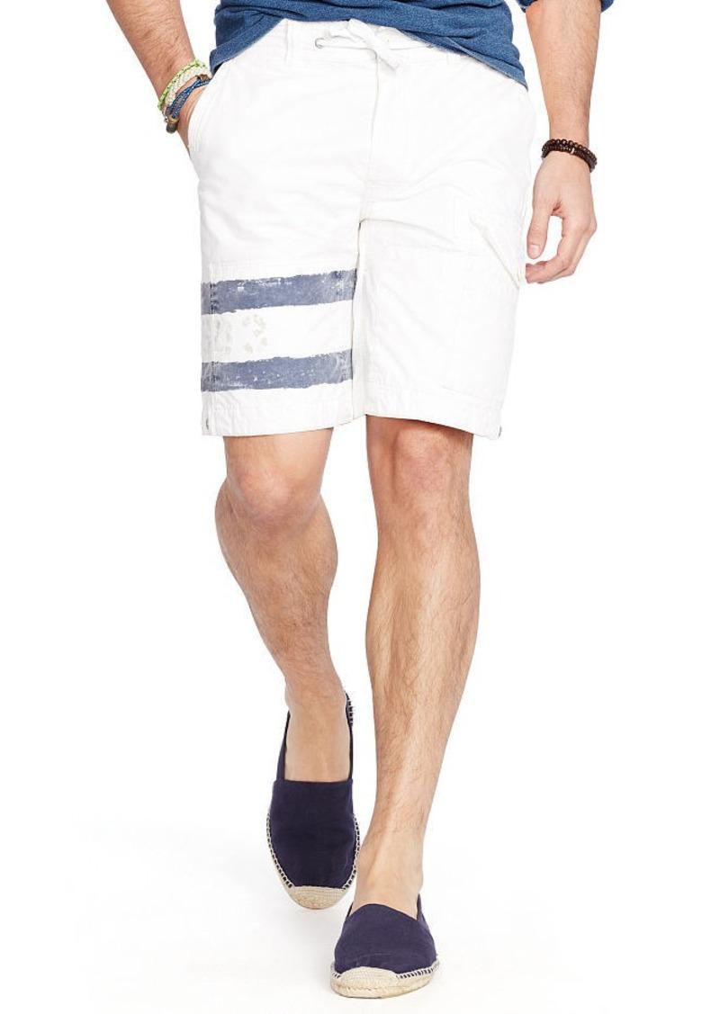 Ralph Lauren Relaxed-Fit Cotton Cargo Short