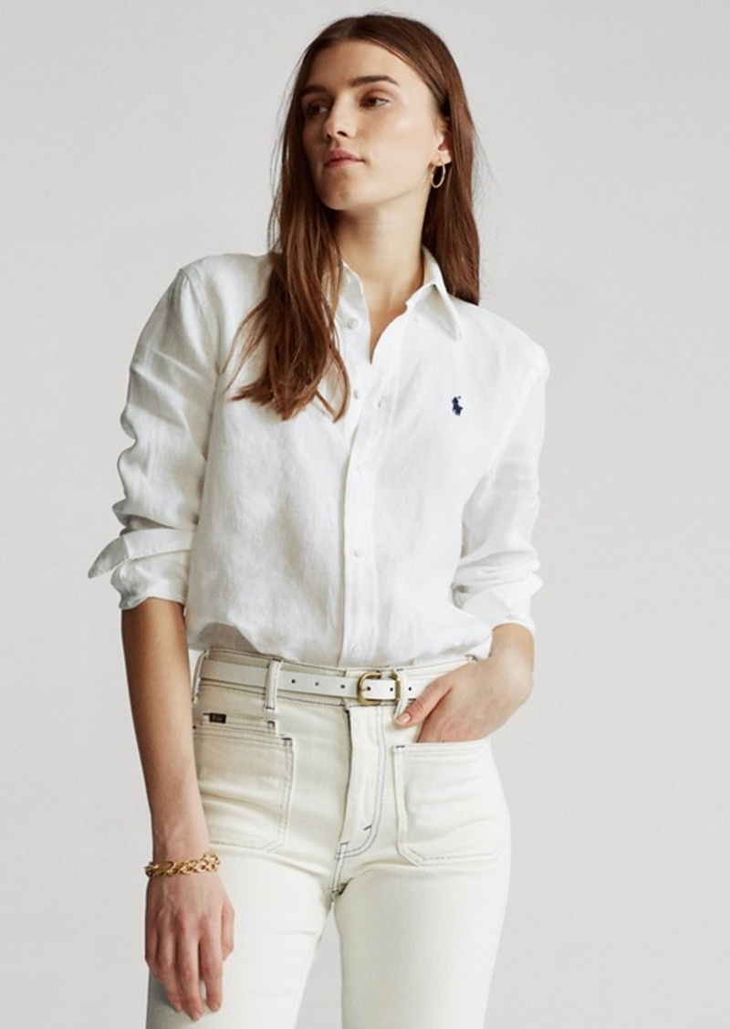 Ralph Lauren Relaxed Fit Linen Shirt
