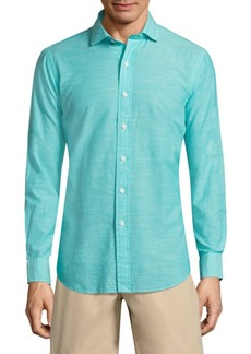 Ralph Lauren Relaxed-Fit Long Sleeve Shirt