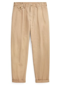 Ralph Lauren Relaxed Fit Pleated Chino