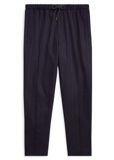 Ralph Lauren Relaxed Fit Stretch Wool Pant