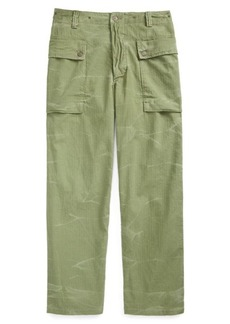 Ralph Lauren Relaxed Fit Twill Pant