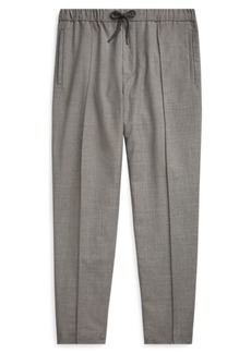 Ralph Lauren Relaxed Fit Wool-Blend Pant