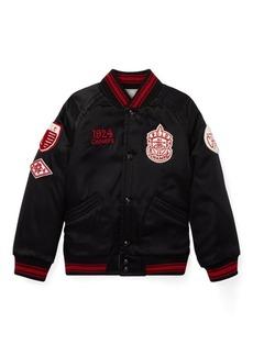 Ralph Lauren Reversible Baseball Jacket