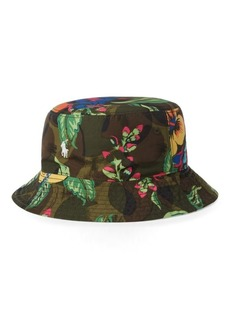 Ralph Lauren Reversible Bucket Hat