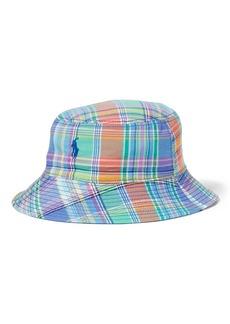 68bbdd851e7 Ralph Lauren Reversible Chino Bucket Hat