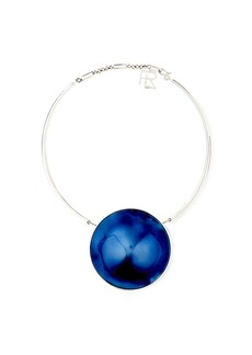 Ralph Lauren Reversible Disk Necklace