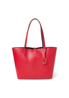 Ralph Lauren Reversible Faux-Leather Tote