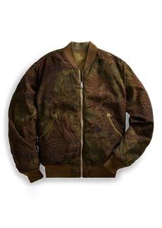 Ralph Lauren Reversible Flight Jacket