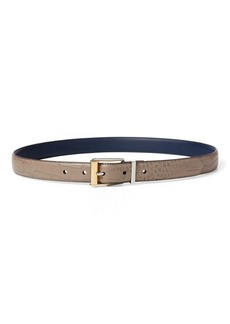 Ralph Lauren Reversible Leather Belt