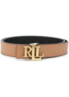 Ralph Lauren reversible logo belt