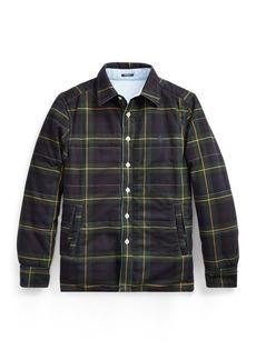 Ralph Lauren Reversible Oxford Shirt Jacket