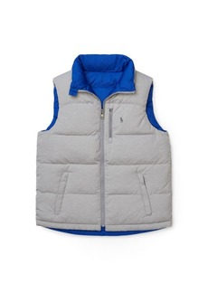 Ralph Lauren Reversible Quilted Down Vest