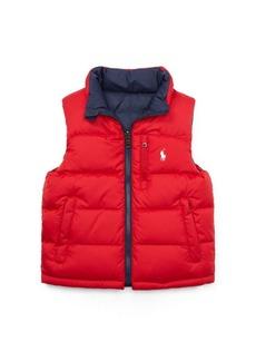Ralph Lauren Reversible Ripstop Down Vest