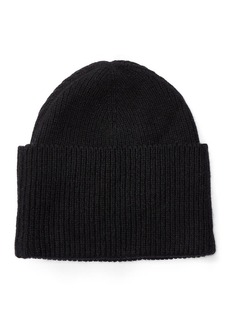 Ralph Lauren Rib-Knit Wool-Blend Hat