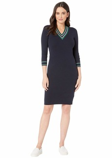 Ralph Lauren Ribbed Sweater Dress
