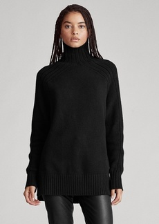 Ralph Lauren Ribbed Turtleneck Sweater