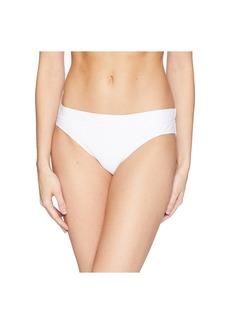 Ralph Lauren Rib/Jersey Modern Hipster Bikini Bottom