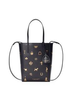 Ralph Lauren RL Motifs Mini Modern Tote Bag
