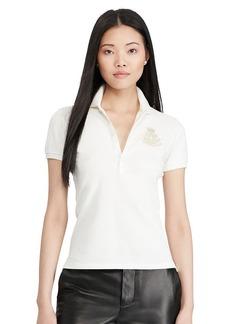 Ralph Lauren RL Patch Mesh Polo Shirt
