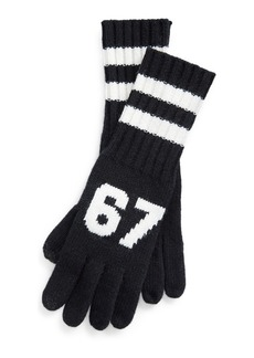 Ralph Lauren RL67 Wool-Blend Gloves
