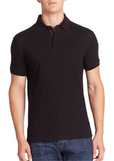 Ralph Lauren RLX Solid Zip Polo