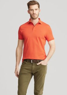 Ralph Lauren RLX Zip-Placket Stretch Polo