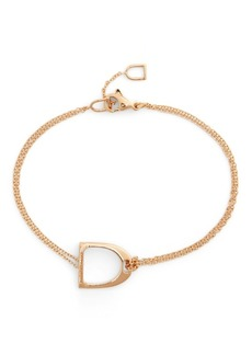 Ralph Lauren Rose Gold Bracelet