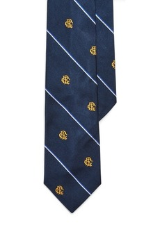 Ralph Lauren Row-Club Narrow Tie