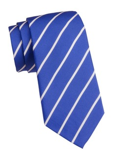 Ralph Lauren Royal Striped Silk Tie