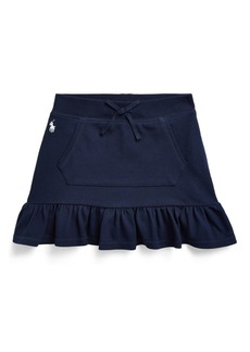 Ralph Lauren Ruffled Mesh Scooter Skirt