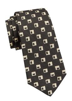 Ralph Lauren Rustic Neat Linen Tie