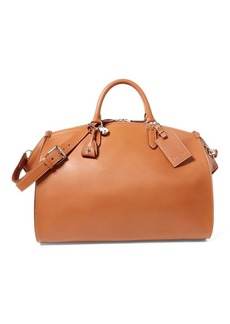 Ralph Lauren Saddle Calfskin Weekender