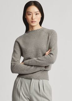 Ralph Lauren Saddle Crewneck Sweater
