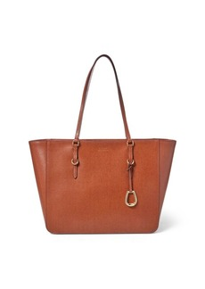 Ralph Lauren Saffiano Leather Tote