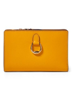 Ralph Lauren Saffiano Leather Wallet