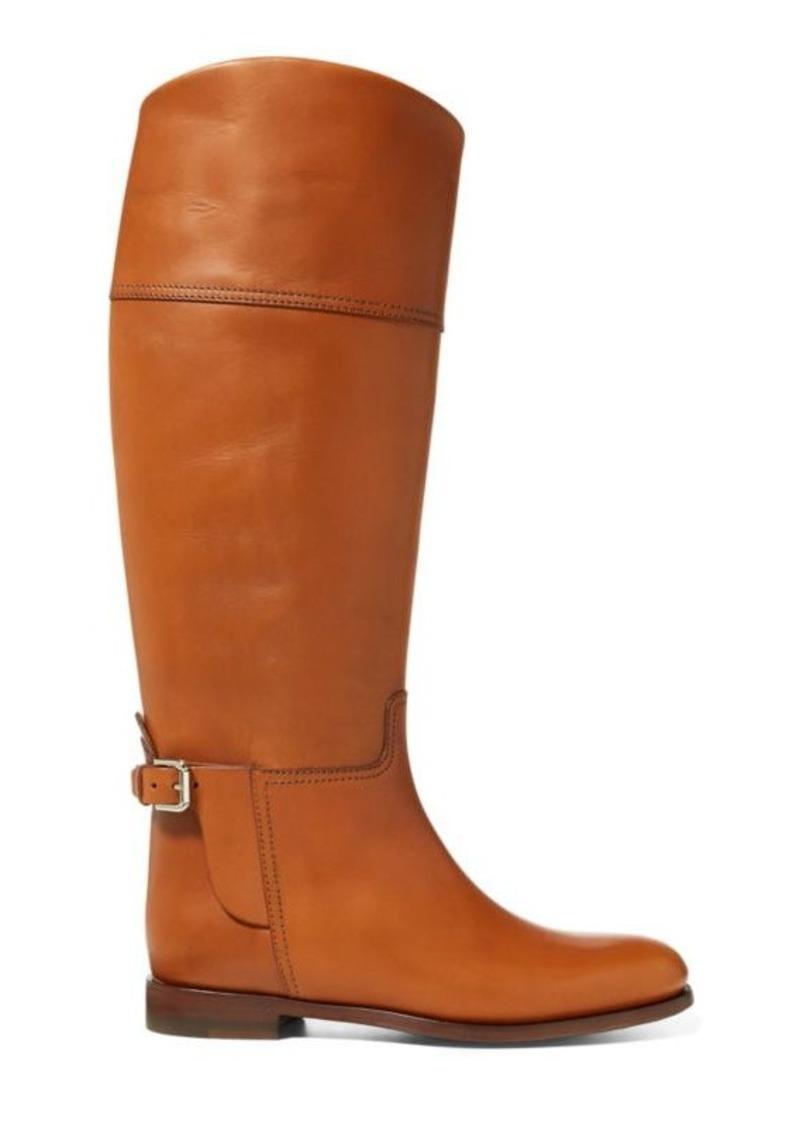 c18a6a56ae03 Ralph Lauren Sallen Calfskin Riding Boot