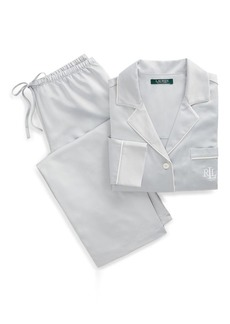 Ralph Lauren Satin Sleep Set